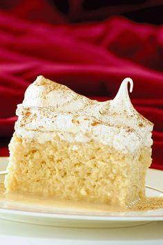 Torta tres leches, y aqui la receta para la leche evaporada: http://esolercocina.blogspot.com.ar/2011/08/como-hacer-leche-evaporada-en-casa.html