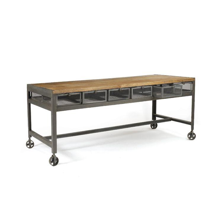 Flea Market Gem Table | dotandbo.com