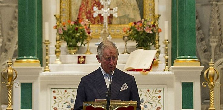 While the President of the United States is seeminglytaking the side of radical Islamists, and working to weaken and destroy the fundamental principles that Western civilization and society are built upon, other leaders are stepping up to lead the fight against the destructive and murderous ideology. The United Kingdom's Prince Charles is in the middle…
