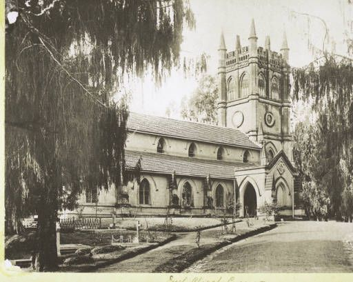 Engl. Church Coonoor. :: International Mission Photography Archive, ca.1860-ca.1960
