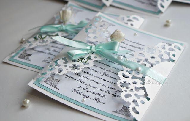 моё вдохновение: Свадьба в цвете Тиффани....