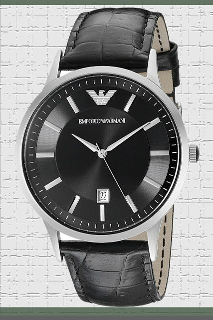 Emporio Armani Classic Watch Price:     $109.99 & FREE Returns   #LuxuryArmaniWatches #LuxuryWatches #ArmaniWatches #MensWatches