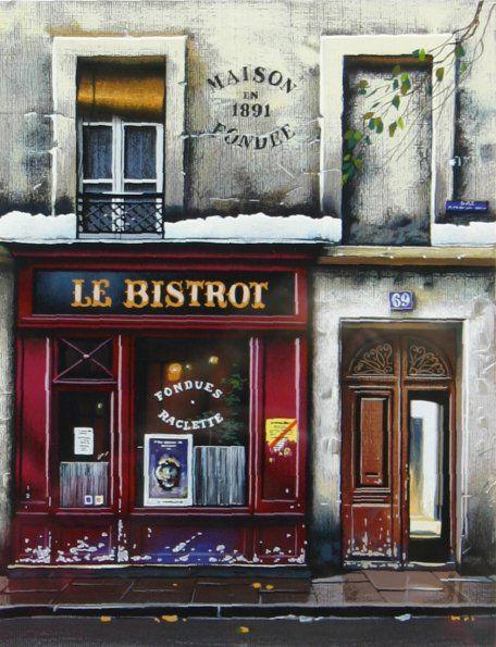 La fachada del restaurante - Picture of Le Bistro, Tulum - TripAdvisor