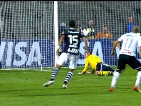 Corinthians 1 x 0 Vasco - Libertadores 2012