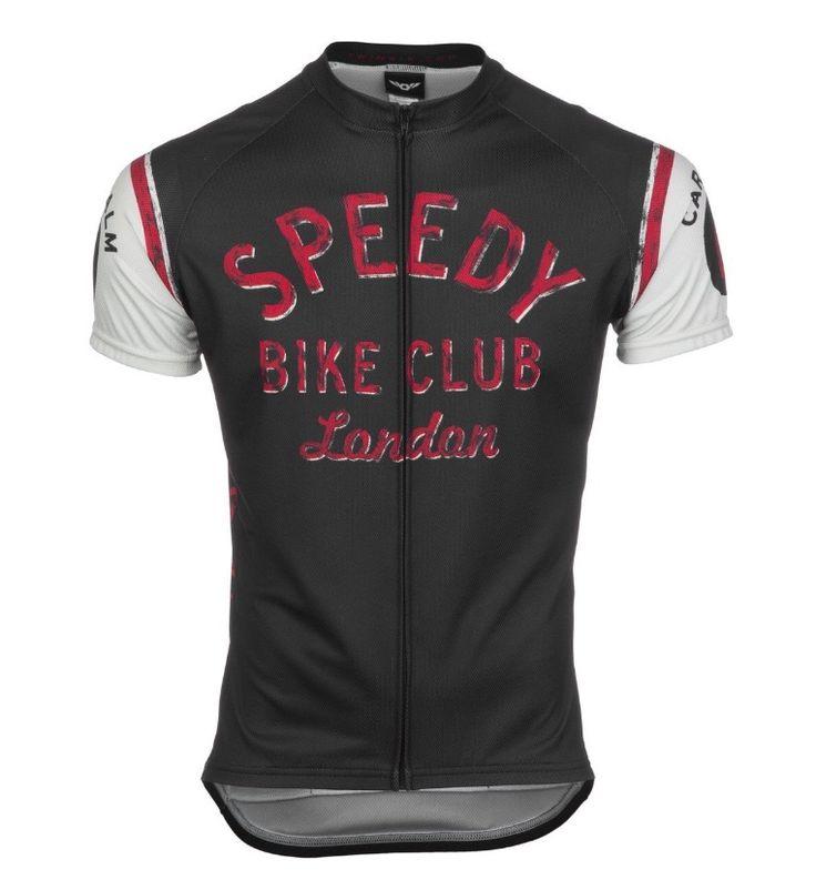 Twin Six Speedy London Jersey - Short-Sleeve - Men's