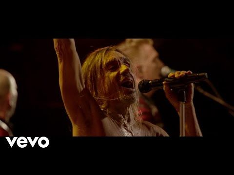 Iggy Pop to Revisit New LP for Concert Film, Live Album - Rolling Stone