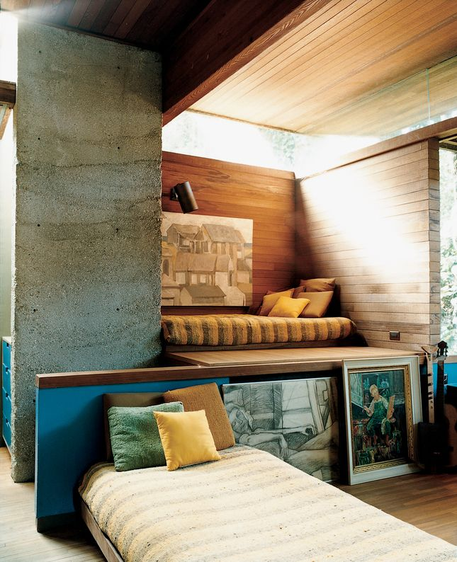 Nooks and cranniesGuest Room, Cozy Nooks, Bunk Beds, Interiors, Kids Room, Reading Nooks, House, Bedrooms, Los Angels