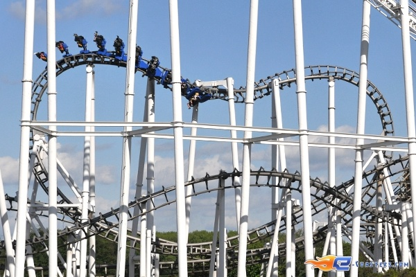 10 best images about mp xpress movie park germany Roller adresse
