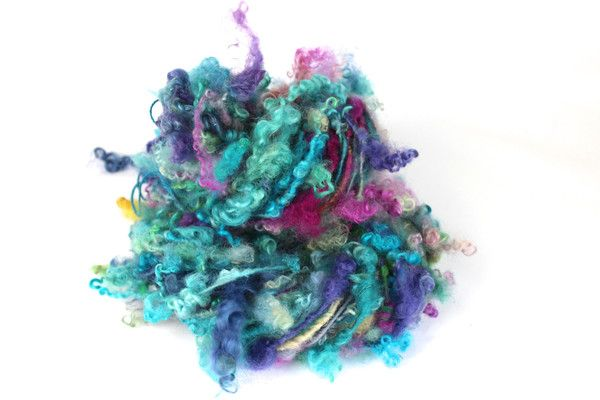 Wensleydale Hand Spun Yarn