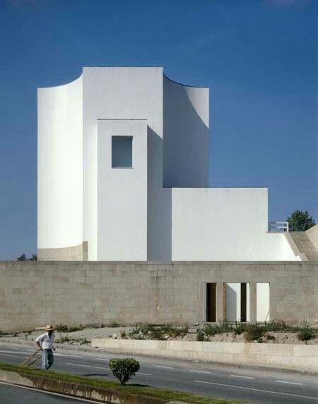 Alvaro Siza Santa Maria church