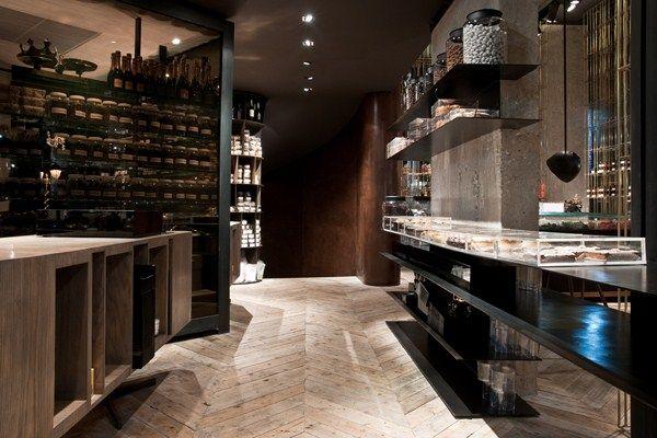 Sweet Alchemy: Kois Architecture crea el paraíso de las 'chuches' para el pastelero más famoso de Grecia. | diariodesign.com
