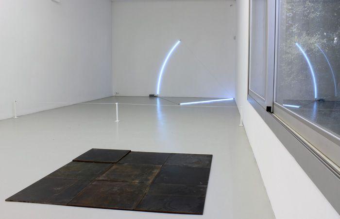 South Deck, Carl André, 1993