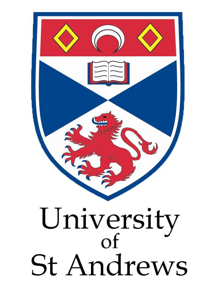 St Andrews University. Enviar a Darlene si es su deseo