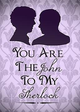John of my Sherlock