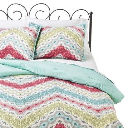 Xhilaration® Chevron Comforter Set