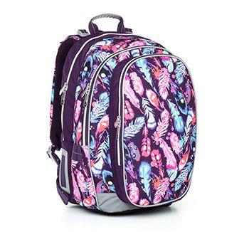 Iskolatáska CHI 796 H - Pink