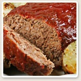 Turkey Meat Loaf my Fav, 257 Calories