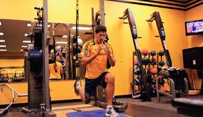 Latihan Kebugaran Lengkap Untuk Menjadi Pemain Sepak Bola Dunia, Intip Cara-caranya!!!