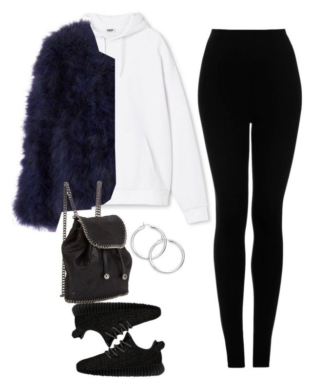 """#Style"" by rosana-storyofmylife ❤ liked on Polyvore featuring adidas Originals, Topshop and STELLA McCARTNEY"