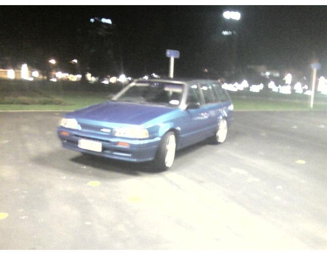 Mazda 323 GLX Wagon