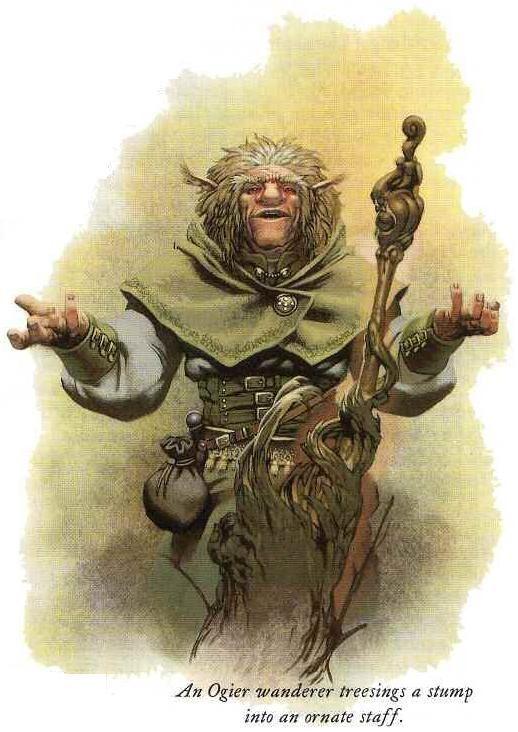 ogier wheel of time - Google Search | Fantasy Races | Pinterest ...