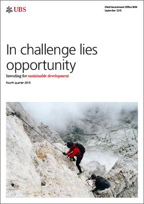 In challenge lies opportunity
