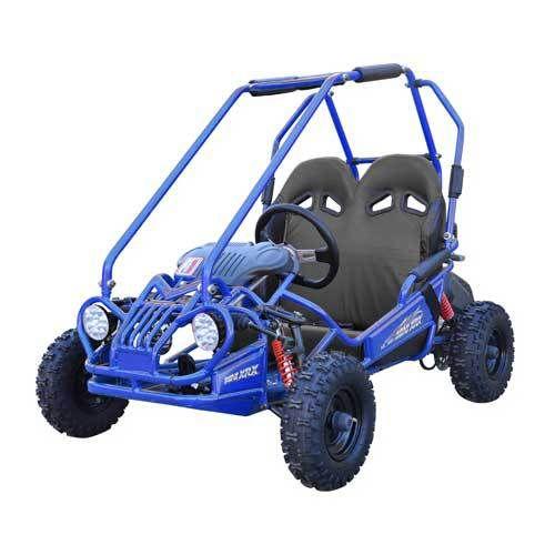 TrailMaster Mini XRX Go-Kart - Blue