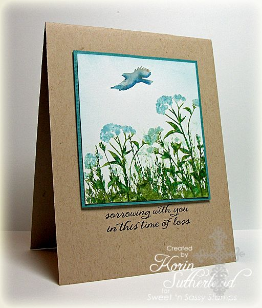 Sorrowing With You MAR13VSNMINI5 by sweetnsassystamps - Cards and Paper Crafts at Splitcoaststampers