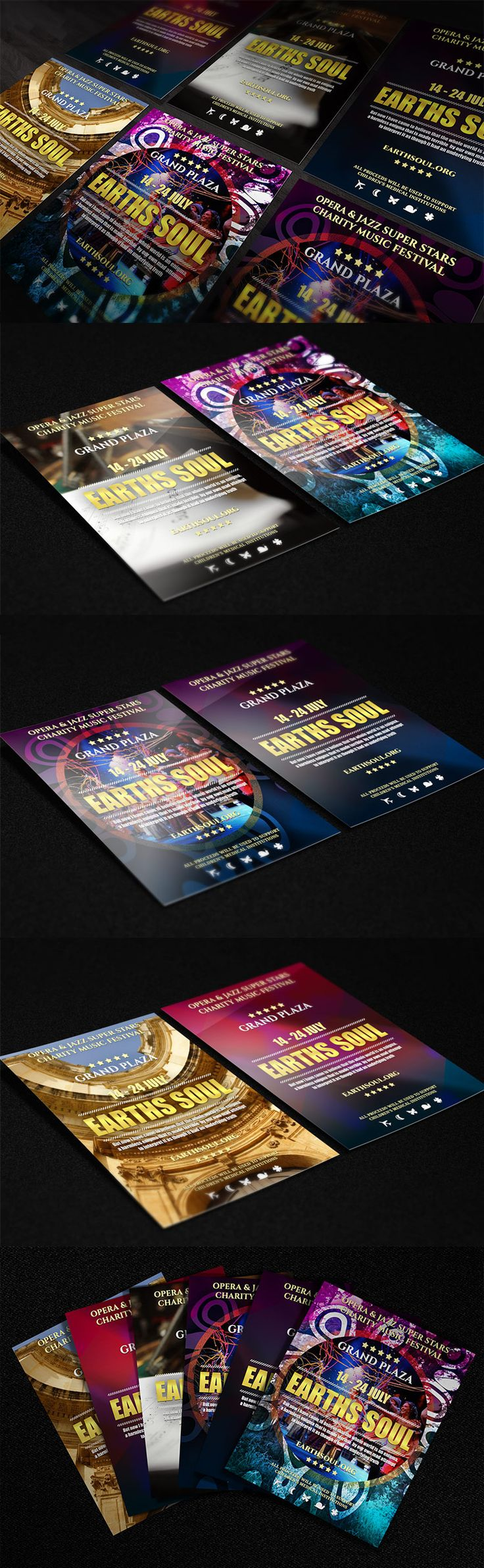 High Quality PSD Flyer Template. Fully Customizable PSD Template & Print Ready Used Free Public License pictures from pixabay.com and Free Google Font For more details see credits.txt file For Preview used Free Carlos Viloria Mock-Up