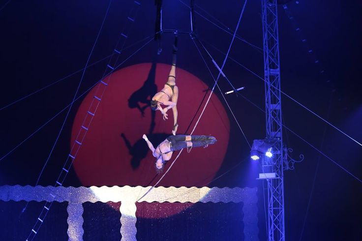 Il Papavero Magazine: Circo  Sandra Orfei  un successo dietro l'altro