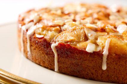 Una tarta de manzana ¡Para chuparse los dedos! ;)