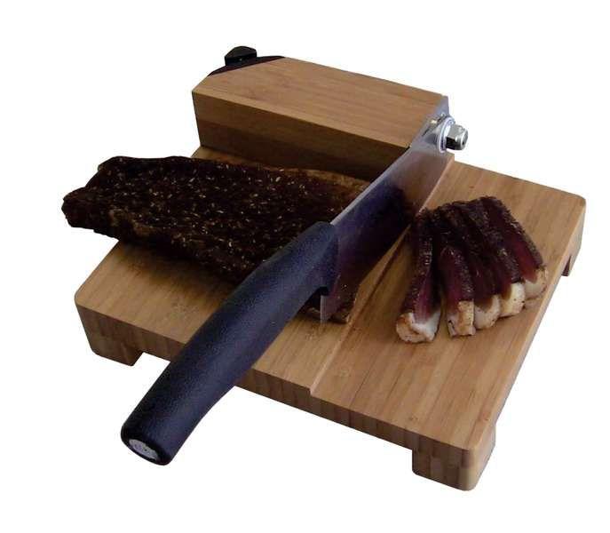Tekut Biltong Slicer Model - Bamboo | Buy Online in South Africa | TAKEALOT.com