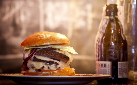 Fattburger at The Three Compasses - Dalston