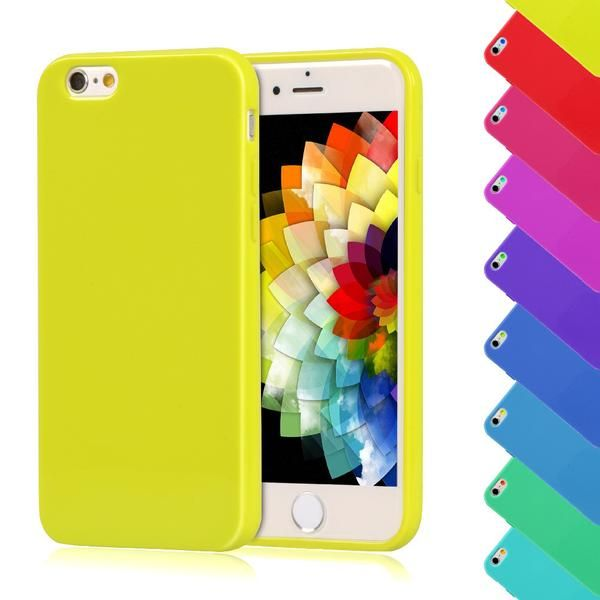 Lovely Candy Color Silicone TPU Gel Soft Case For Apple iPhone 5 5s Regular price $10.99