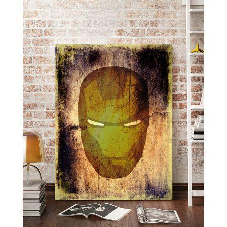 Iron Man Canvas Art - Marvel Canvas Art