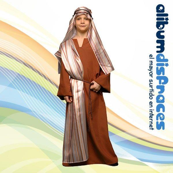 Disfraz de Hebreo marrón - €14.00