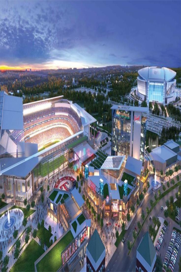 Dallas Fort Worth Metropolitan Area Entertainment District Vacation Spots Dream City
