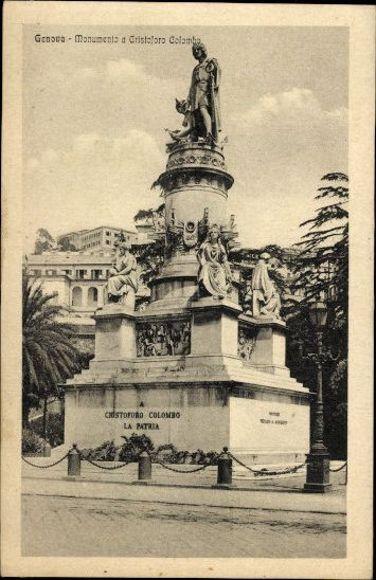 Genova Genua Ligurien