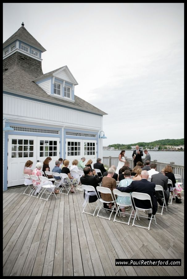 This is IT - DONE! Elberta Historic Life Saving Station Wedding | West Michigan | Lake Michigan » Wedding Photography | Petoskey, Traverse City, Harbor Springs, Mackinac Island, Northern Michigan | Paul Retherford