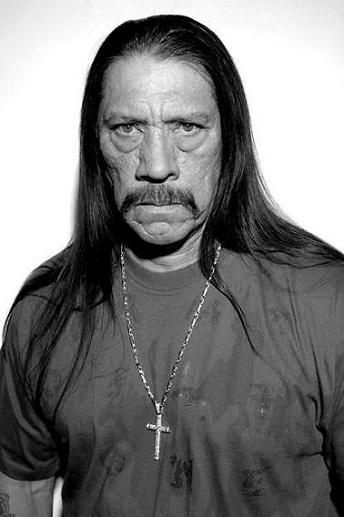 Danny Trejo! Who Id cast as The Saint of Killers!
