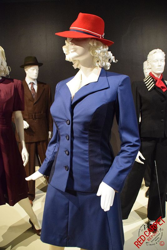 Agent Carter at the Outstanding Art of Television Costume Design Exhibition - DSC_0228 | by RedCarpetReport
