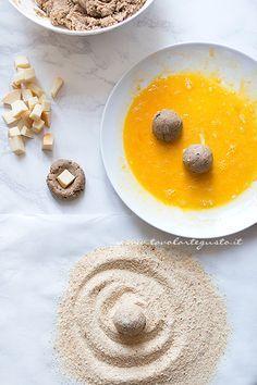 Come fare le polpette di lenticchie - Ricetta Polpette di lenticchie