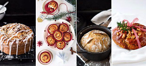 Joulupullat ja joululeivät