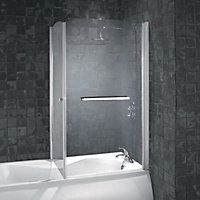 Image For Over Bath Shower Screen From Storename Corner With Too Small