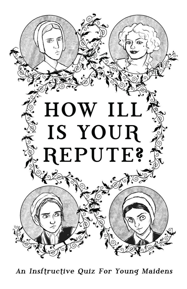 """""""Being an Instructive Treatise for Young Maidens who wish to enquire as to the Righteousness of their own Character or Distinct Lack thereof. Answer ye the questions, and see how Shameful thou art, and in what Manner Primarily so."""". Find out if you are a Puritan, a Harlot, a Rogue or an Evil-Doer in this Buzzfeed-style personality quiz... if there was such thing as Buzzfeed in the 17th century."""