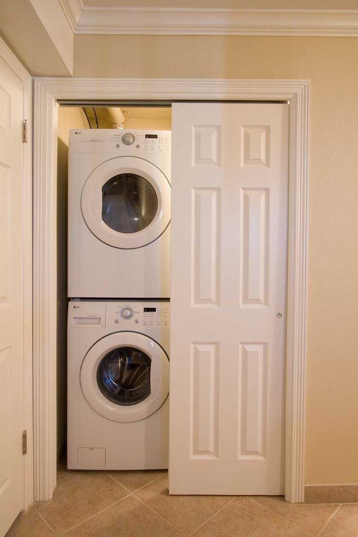 Closet Laundry Room Ideas