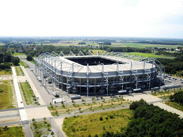 Borussia Park - Borussia Monchengladbach.