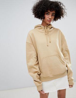 8898b31d Купить Худи бежевого цвета Weekday на ASOS. Открой мир моды онлайн.