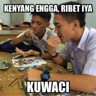 Kuacii #Lucu #funny #indonesia
