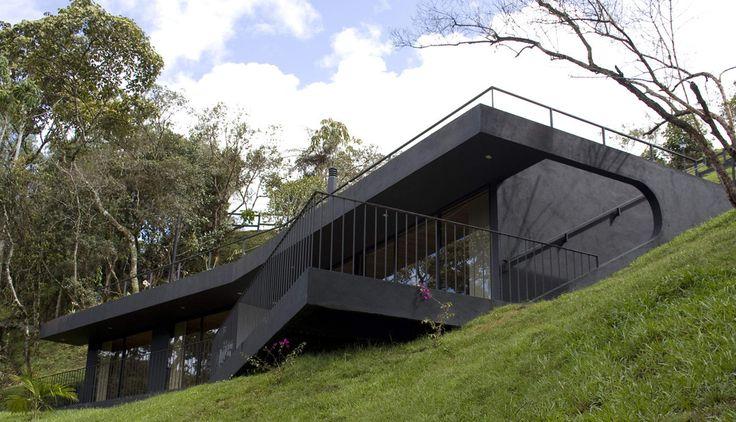Ecological Shelters at Finca El Retorno